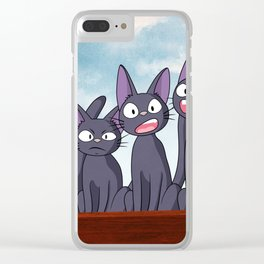 Kiki's Delivery Service – Jiji Moods Clear iPhone Case