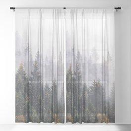 The Big Calm Sheer Curtain