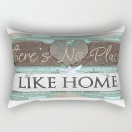 There's no place like Home Rectangular Pillow