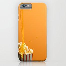 Concept - Popcorn Explosion iPhone Case