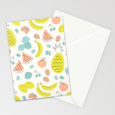 Fruity Stationery Cards