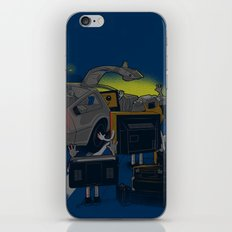 Back to Glorious Age iPhone & iPod Skin
