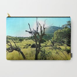 Guadalupe Mountains National Park - Sunlit Reach Carry-All Pouch