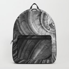 Winding staircase Backpack