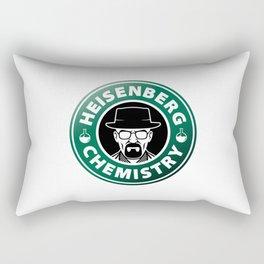 Heisenberg Chemistry - Breaking Bad Rectangular Pillow