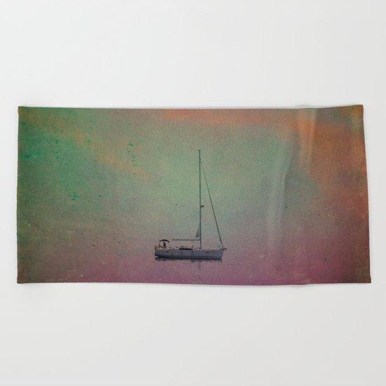 The Trip Beach Towel