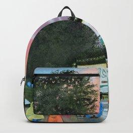 Summer Street Festival Backpack