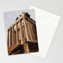 Greek Temple Stationery Cards