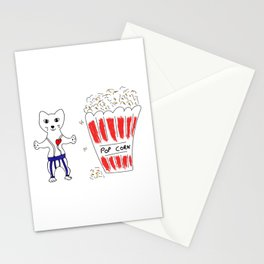 Poppin heart Stationery Cards