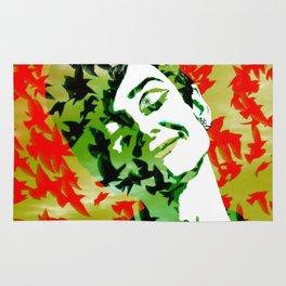 Audrey Hepburn (5) Rug