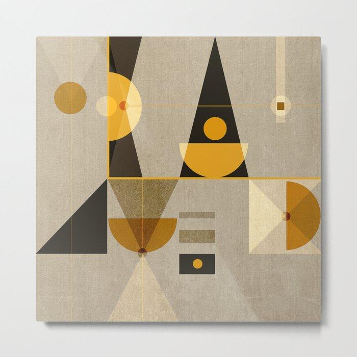 Geometric/Abstract 8 Metal Print