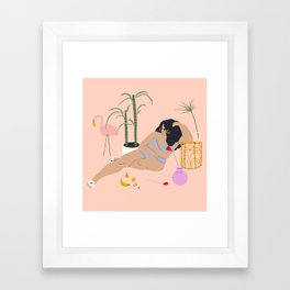 not 4 u Framed Art Print
