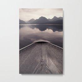Calm Shores Metal Print