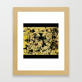 Colorblind Dancing Framed Art Print