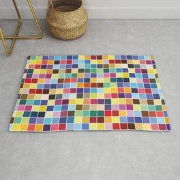 Pantone Color Palette - Pattern Rug