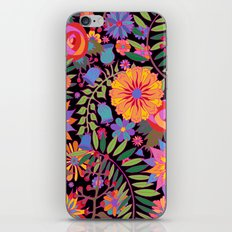 Just Flowers iPhone & iPod Skin