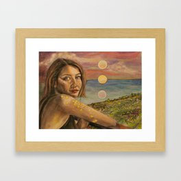 What We All Want Framed Art Print