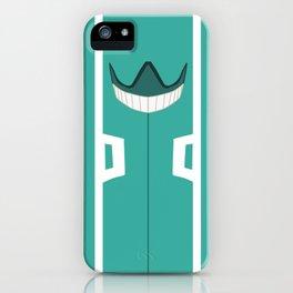 "Izuku ""Deku"" Midoriya iPhone Case"