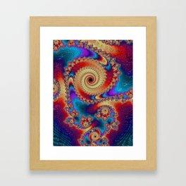 Bohemian Dream Framed Art Print