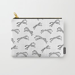 Leaping Zebras Carry-All Pouch