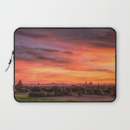 Bagan, Myanmar Laptop Sleeve