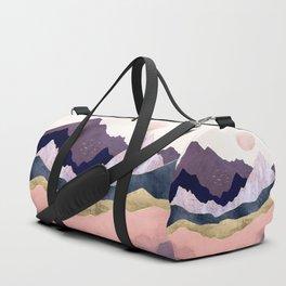 Mauve Mist Duffle Bag