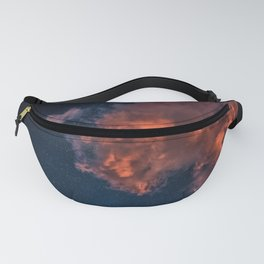 Clouds and Stars, No 2 Fanny Pack