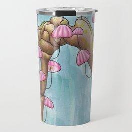 Pretty in Parachute Travel Mug