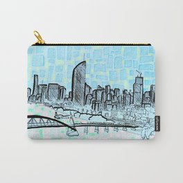 Brisbane Series #13 Carry-All Pouch