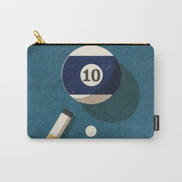 BILLIARDS / Ball 10 Carry-All Pouch