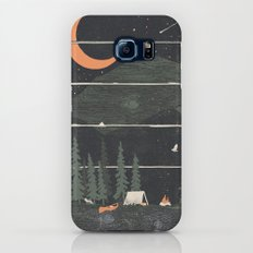 Wish I Was Camping... Slim Case Galaxy S6