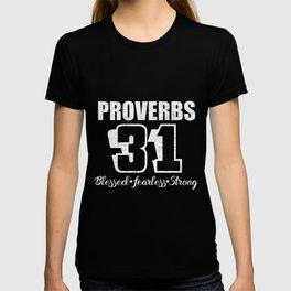 proverbs 31 hot rod T-shirt