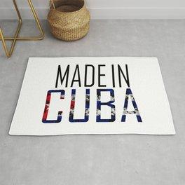 Made In Cuba Rug