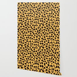 Cheetah Pattern_A Wallpaper