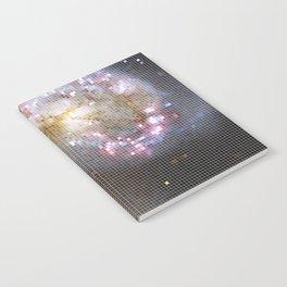 Pixel Nebula Notebook
