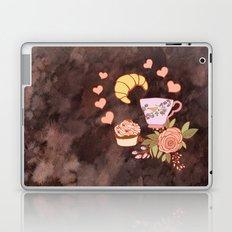 Romantic breakfast   Laptop & iPad Skin
