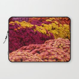 Fall Mums Laptop Sleeve