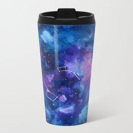 constellations Metal Travel Mug