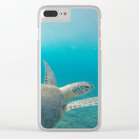 Pacific Pet Clear iPhone Case