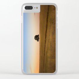 One with Nature Clear iPhone Case
