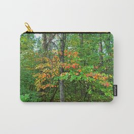 In the Wild Woods Carry-All Pouch