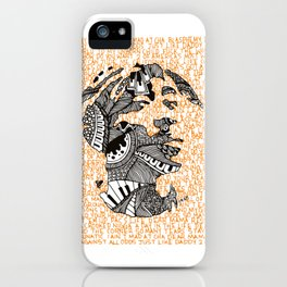 Makaveli the Don iPhone Case