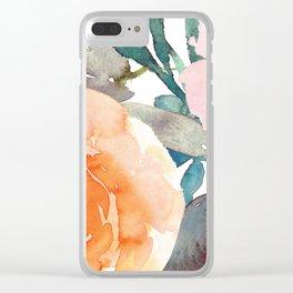 Mi Corazon Clear iPhone Case