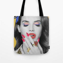 Lana popart Tote Bag
