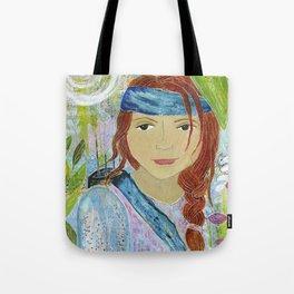Warrior Rebecca Tote Bag