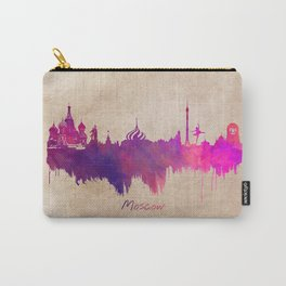 Skyline Moscow purple Carry-All Pouch