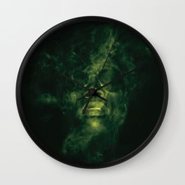 ROLLING PAPERS Wall Clock