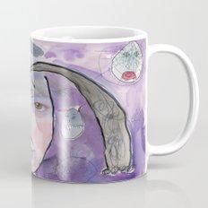 I feel scared Coffee Mug