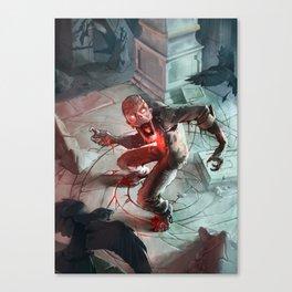 Beyond: Zombie Canvas Print