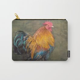 Little red Rooster Carry-All Pouch